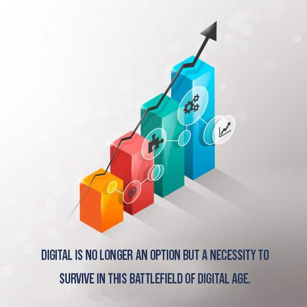 digital is not an option